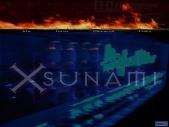 xsunami web by Marcel