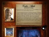 Csikós Attila épitomuvesz honlapja