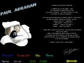 Paul Abraham, chanteur des années 1970, auteur-compositeur, souvenez vous d'Emmanuella en 1972, ce titre fit un malheur sur la cote d'azur.