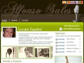 Alfonso Sales   Locutor Español   Spanish Voice Over Talent   Voix-off Espagnole  Spanish Sprecher Voiceover   Voce in Spagnolo   Voz Off