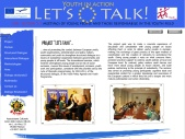 Let's talk! Youth in Action