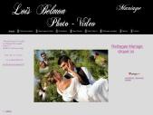 photo et vidéo Reportages Mariage