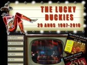 The Lucky Duckies Website