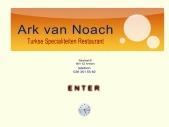 Ark van Noach Turkse Specialiteiten restaurant