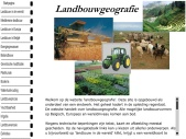 Landbouwgeografie