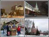 Moscou by Annie