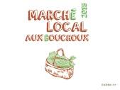 Marché local des Bouchoux