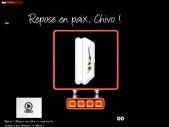 Repose en paix, Chivo !