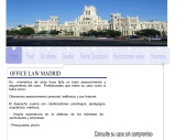 Office Law Madrid, Despacho de Abogados