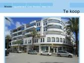 Te Koop - Appartement in Moraira (Costa Blanca)