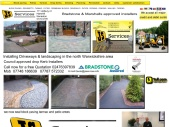 js services paving and landscaping drop kerbs