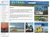 Séjour camping car en Floride
