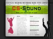 CS-Sound - licht en geluid op maat