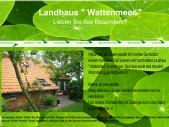 Landhaus Wattenmeer