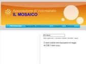 """Associazione di Volontariato """"Il MOSAICO"""""""