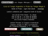 Corsi di Tango Argentino a Prato
