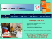 CCR - Couper Coudre Repasser - Dominique Deborde