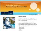 Julien de Almeida - American Monkey