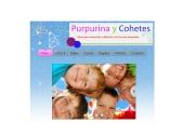 Purpurina y Cohetes