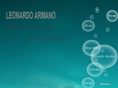 Leonardo Armano, the oniric sound of steel guitar