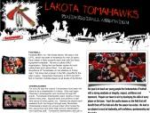 Lakota Tomahawks