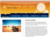 Raid de l'Amitié - 2007 - Maroc