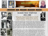 Desmond Peter Middleton, My Family