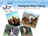rodriguezhorsetraining.com