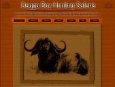 Daggaboy Hunting Safaris : Namibia : Angola : Big Game : Plains Game : Rifle : Bow