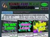 Long Royalty Free Music Loops