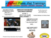 Perfect Paws Pet Training