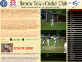 Barrow Town Cricket Club