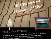 Villa Nomentana - Chambres d'Hôtes - Andernos les Bains