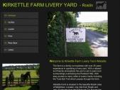 Kirkettle Farm Livery Yard, Roslin, Midlothian