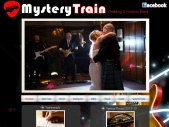 Ayrshire Wedding Band Mystery Train