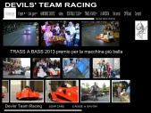 DEVILS' TEAM RACING soap cars - caisse a savon - soap box