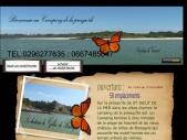 camping de la presqu´île,st jacut de la mer,location a l annee de terrains pour mobil home proche de la plage