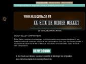 DIDIER BELLET  WWW.MUSIQUIMAGE.FR                   le site de l'imagerie musicale