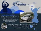 Driving Lessons Preston, Driving Instructor Preston, Freedom Driving School