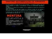 SANATORIO DE AGRAMONTE (MONCAYO)