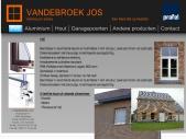 Vandebroek verkoop en advies        ramen en deuren