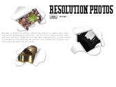 RESOLUTION PHOTOS