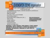 EVENEM'EN SEINE ORGANISATION