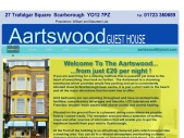 aartswood guest house scarborough