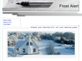 Frost Alert Warning System and Remote Heating Control in Ireland