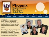 Phoenix English Folk/Rock Barn Dance / Ceilidh Band