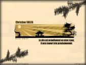 Bienvenue sur le site de Christian Soleil