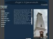 Asgers Hjemmeside