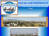 Club San Jose Carpinteros LA