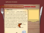 SPEED FOOD e non solo ..........